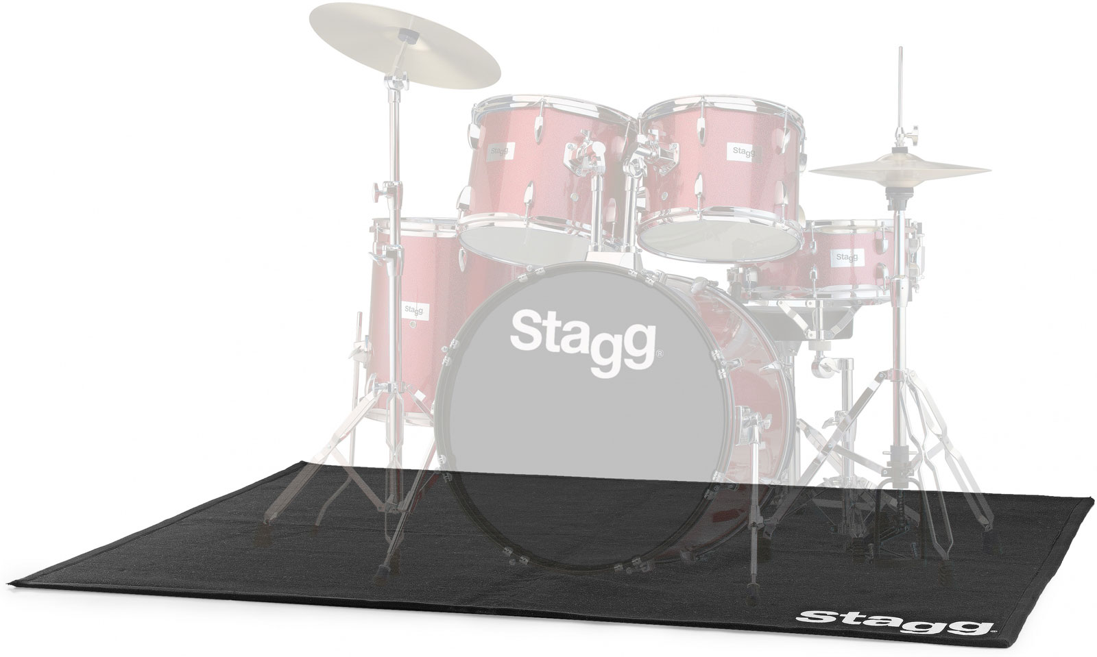 Stagg Tapis De Batterie