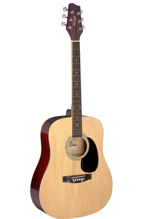 Stagg Sa20d 3/4 N Dreadnought 3/4 Naturelle