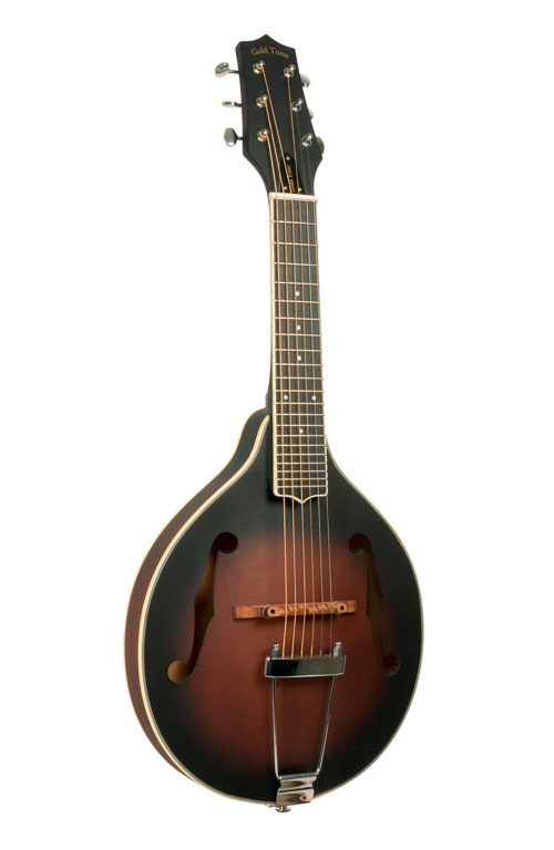 MANDOLIN GUITAR WITH TYPE A BODY AND CASE