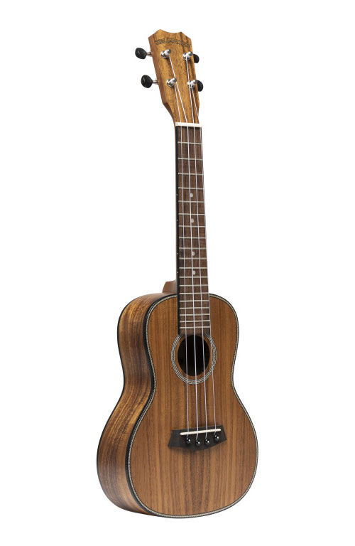 TRADITIONAL CONCERT UKULELE IN SOLID ACACIA WOOD