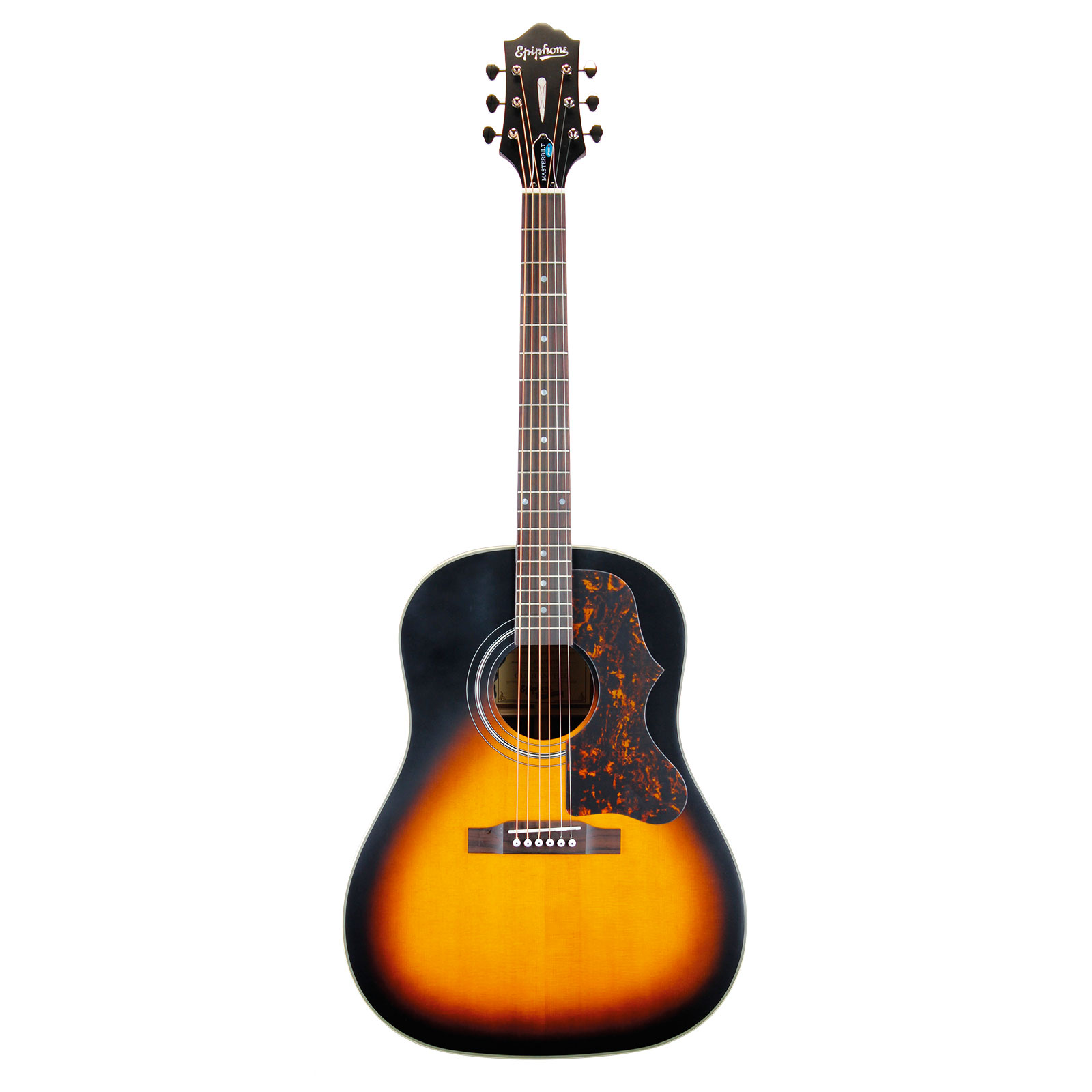 epiphone masterbilt aj 45me acoustic electric guitar buy online free. Black Bedroom Furniture Sets. Home Design Ideas