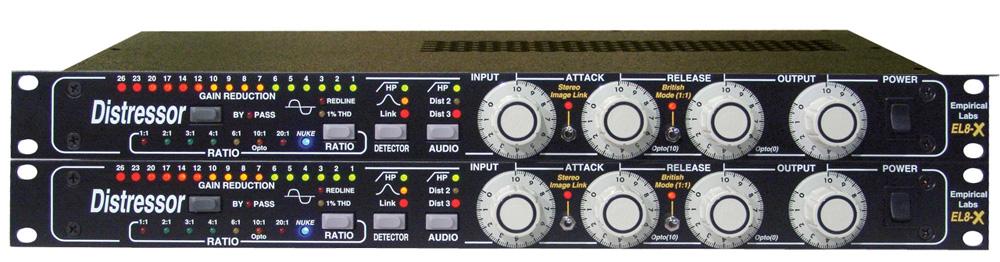 Empirical Labs Distressor El8-x Stereo