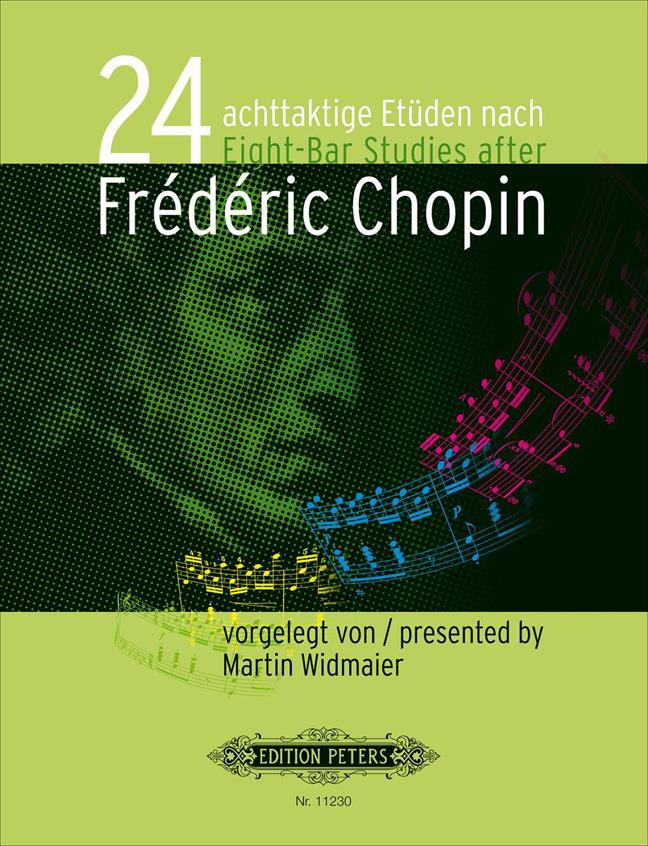 Windmaier M. - 24 Eight-bar Studies After Frederic Chopin - Piano