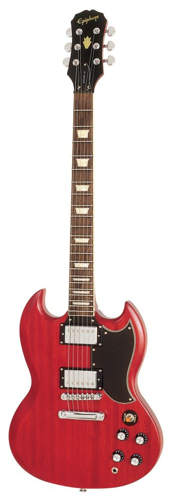 Epiphone Faded Sg400 Worn Cherry