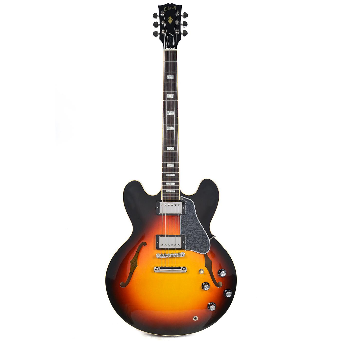 Gibson Es-335 Traditional Antique Sunset Burst 2018