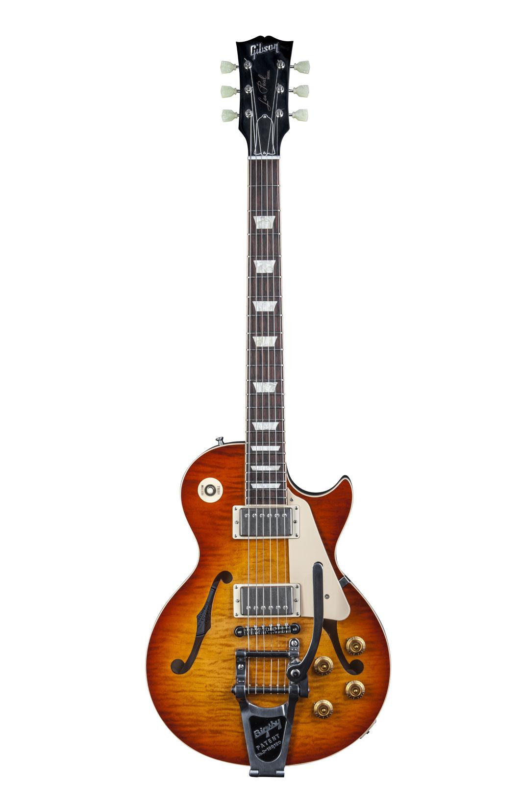 Gibson Es-les Paul Bigsby + Etui