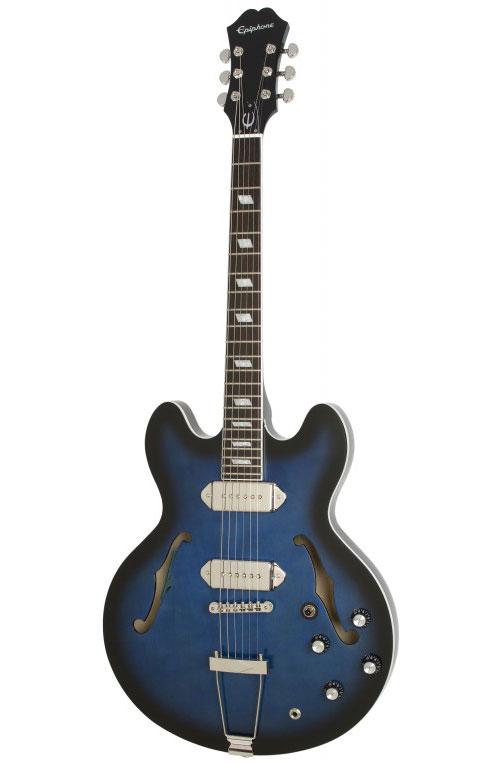 Epiphone Casino Gary Clark Jr Blak&blu