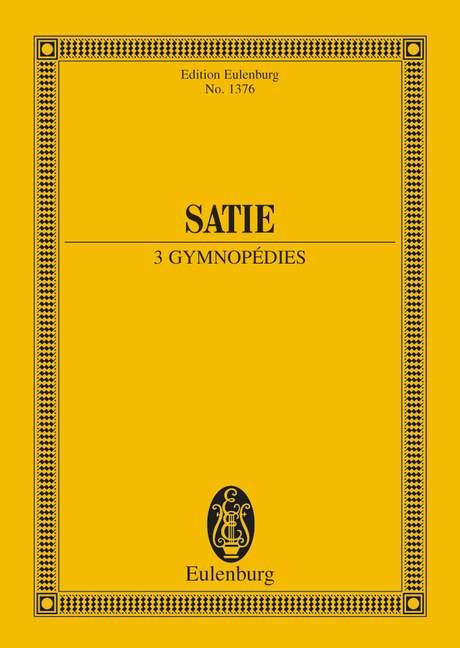 Satie Erik - Gymnopedies - Orchestra