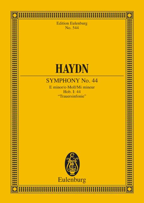 haydns symphony no 44 Your guide to griffith university's academic and research expertise.