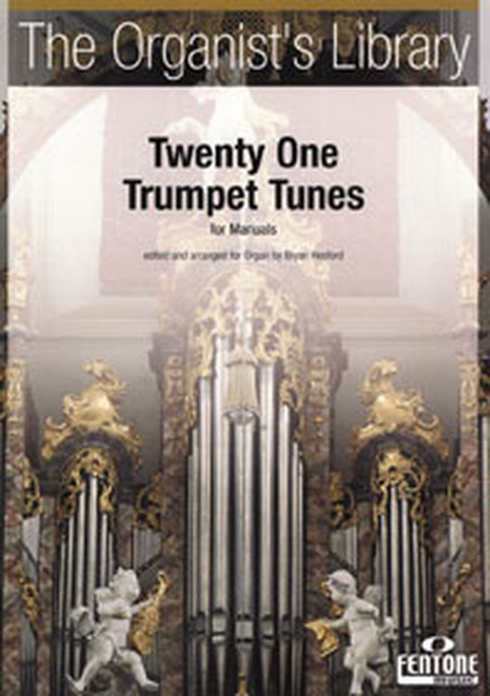 Twenty One Trumpet Tunes For Manuals - Orgue