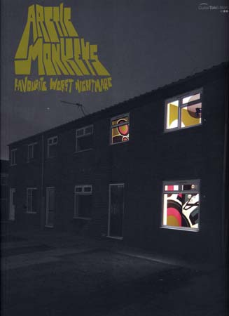 Arctic Monkeys - Favourite Worst Nightmare Guitar Tab