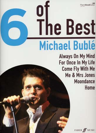 BUBLE MICHAEL 6 OF THE BEST PVG