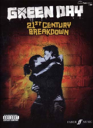 GREEN DAY - 21ST CENTURY BREAKDOWN - GUITARE TAB
