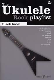 Ukulele Rock Playlist Black Book