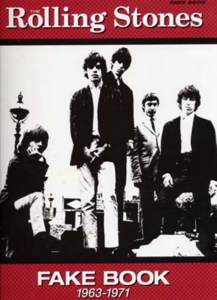 Rolling Stones - Fake Book 1963-1971