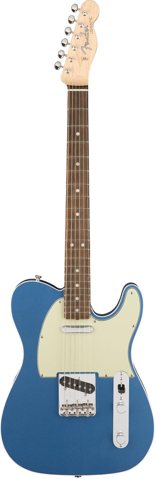 Fender American Original 60s Telecaster Rw Lake Placid Blue