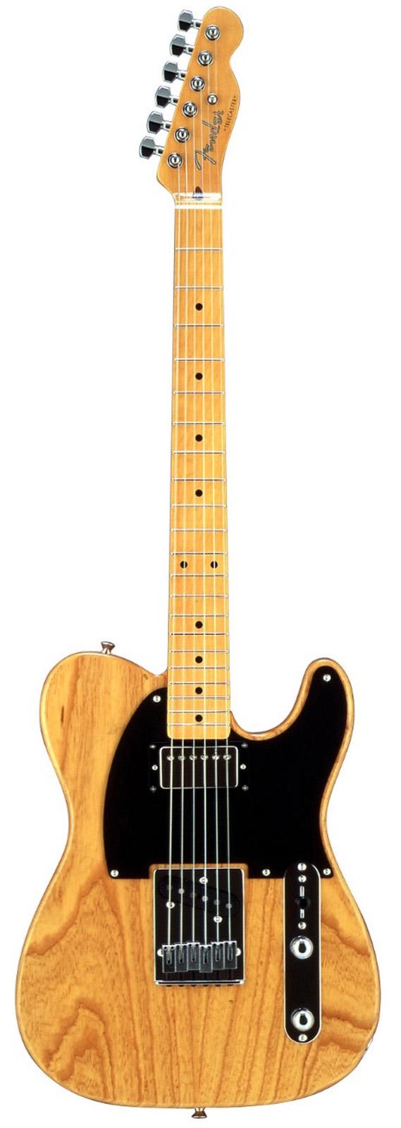 Fender Japan 52 Telecaster Special Vintage Natural