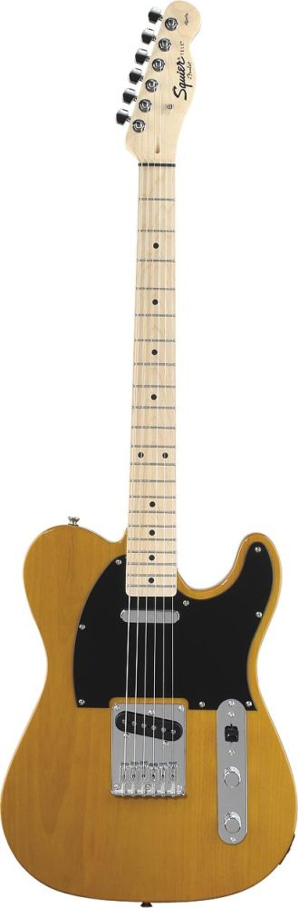 Squier By Fender Telecaster Butterscotch Blonde Affinity
