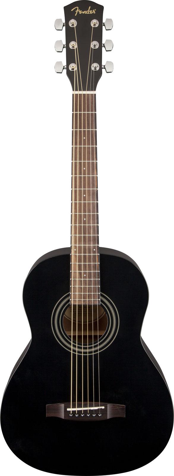 Fender Ma 1 3/4 Steel String Gloss Black