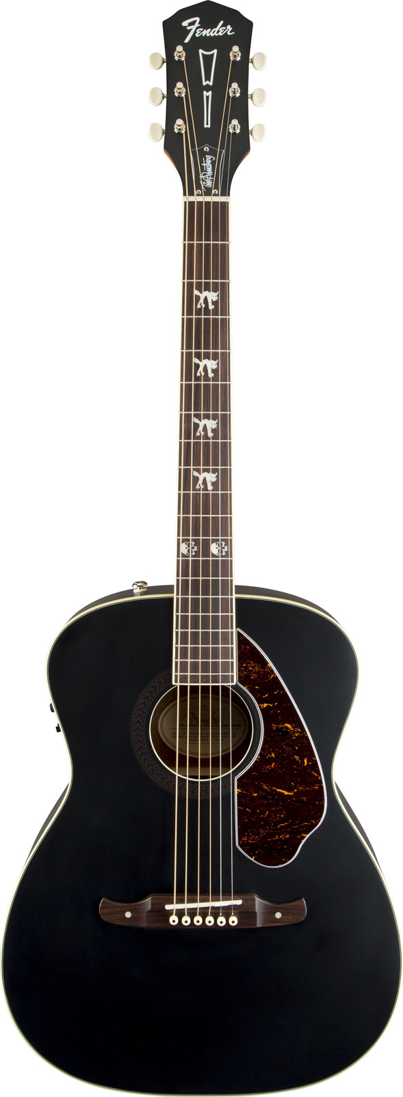 Fender Tim Armstrong Hellcat Black