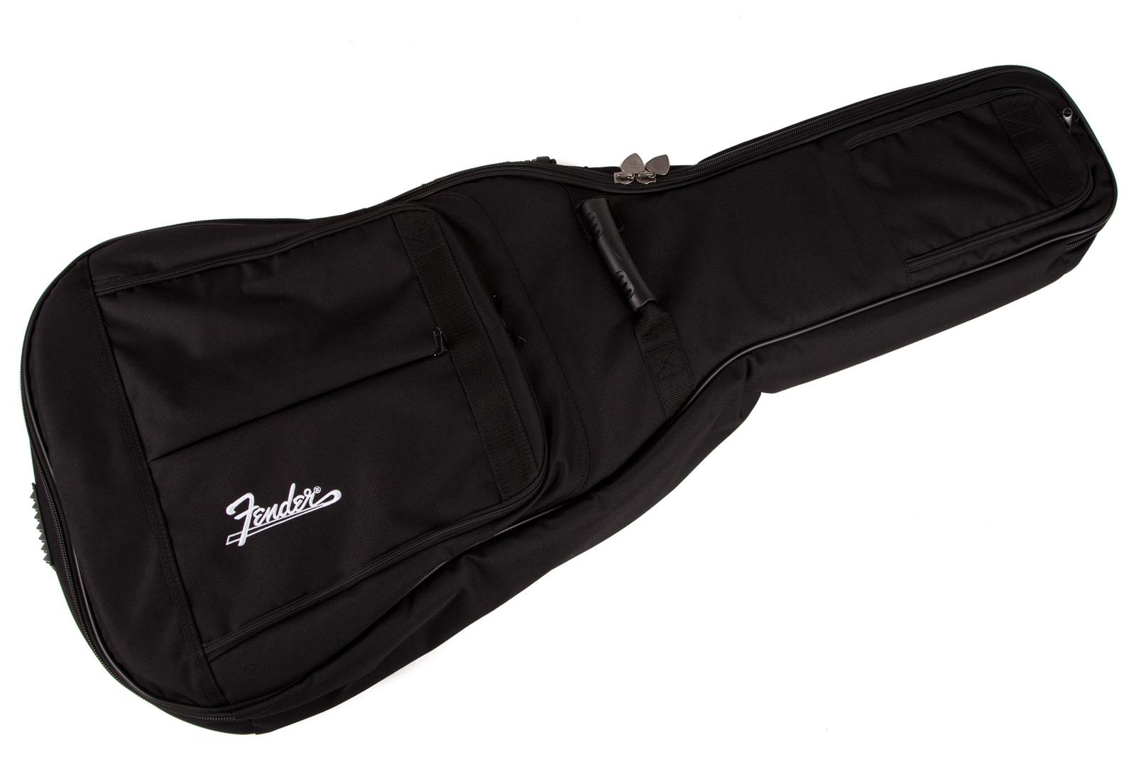 Fender 099 1612 206 housse serie metro pour guitare demi for Housse guitare