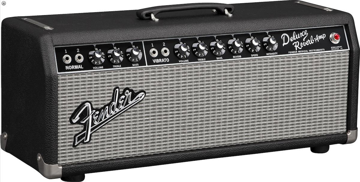 Fender 65 Deluxe Reverb Tete