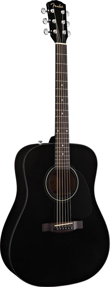 Fender Cd 60 Black V2