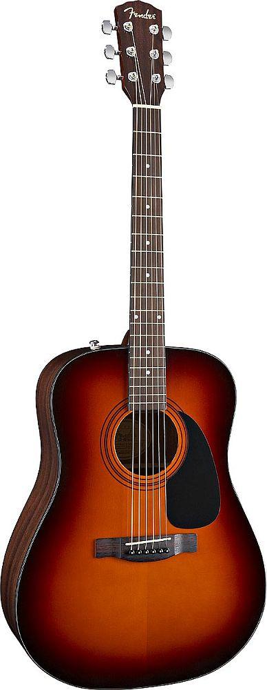 Fender Cd 60 Sunburst V2