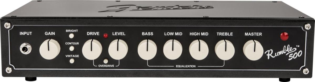 Fender Rumble 500 V3 Tete