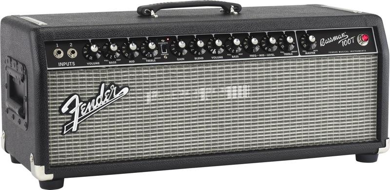 Fender Super Bassman 100t