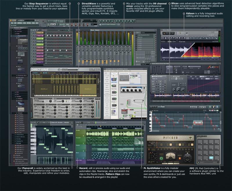 Fl studio 9 producer xxl buy online