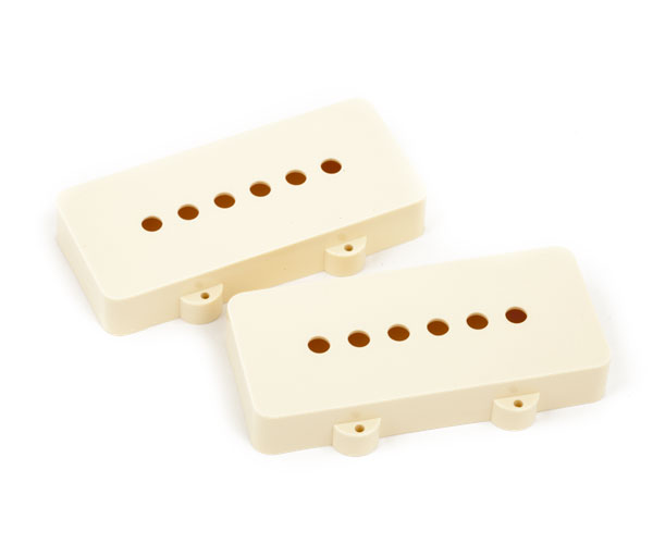 PICKUP COVERS JAZZMASTER AGED WHITE (2)