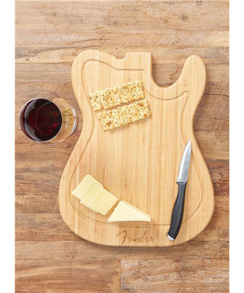 TELECASTER CUTTING BOARD
