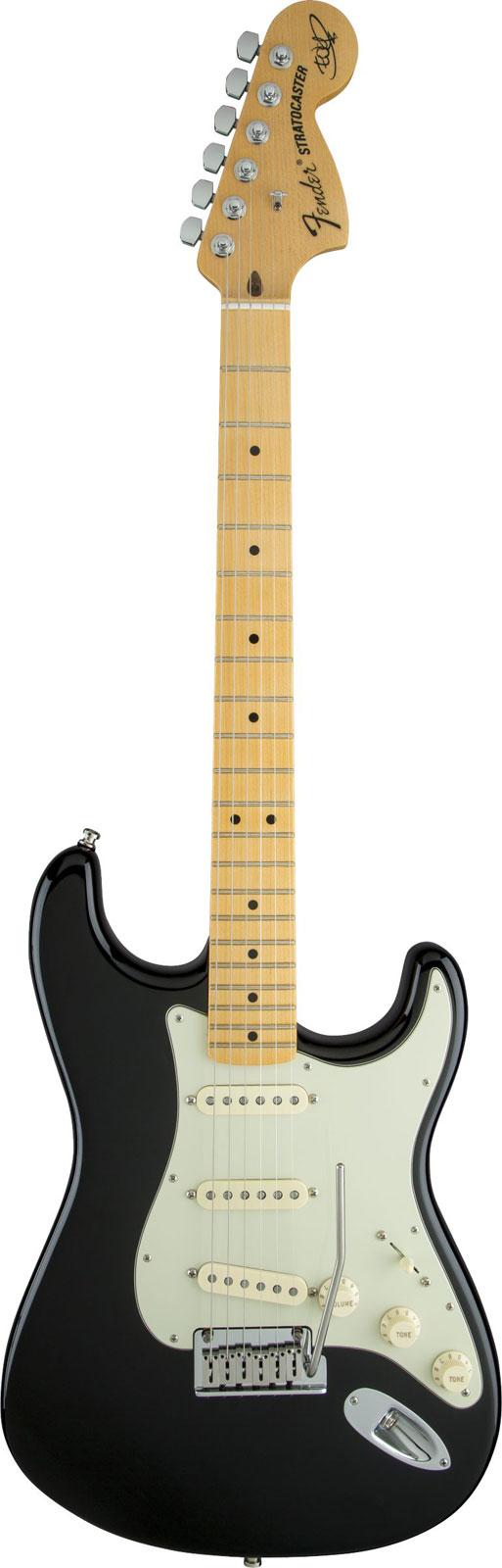 Fender The Edge Stratocaster Mn Black + Etui
