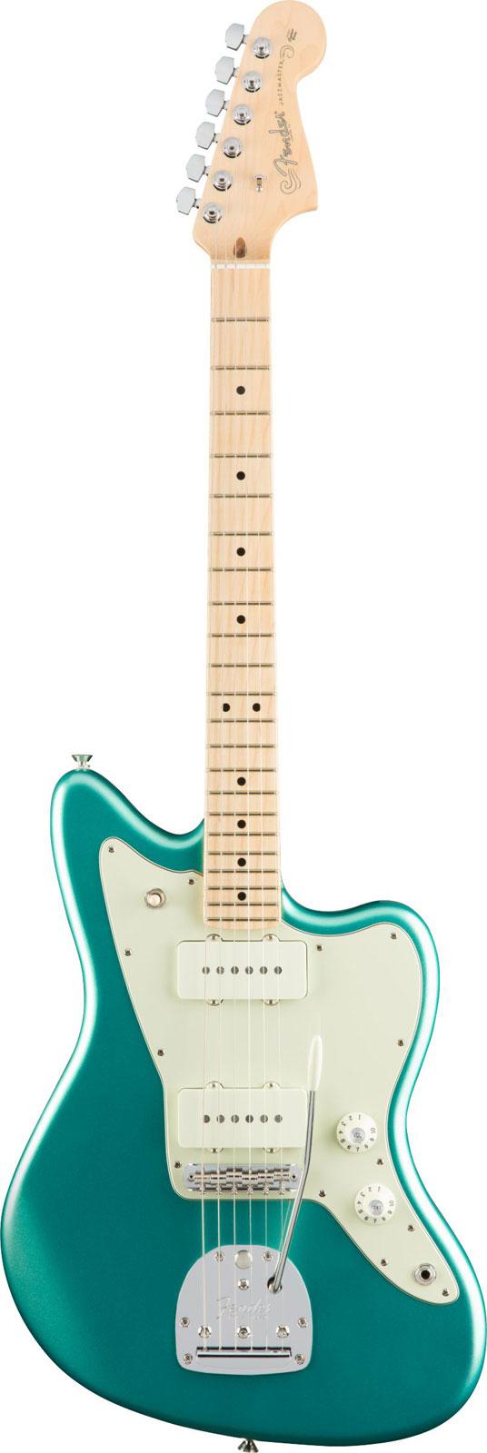 Fender American Professional Jazzmaster Mn Mystic Seafoam
