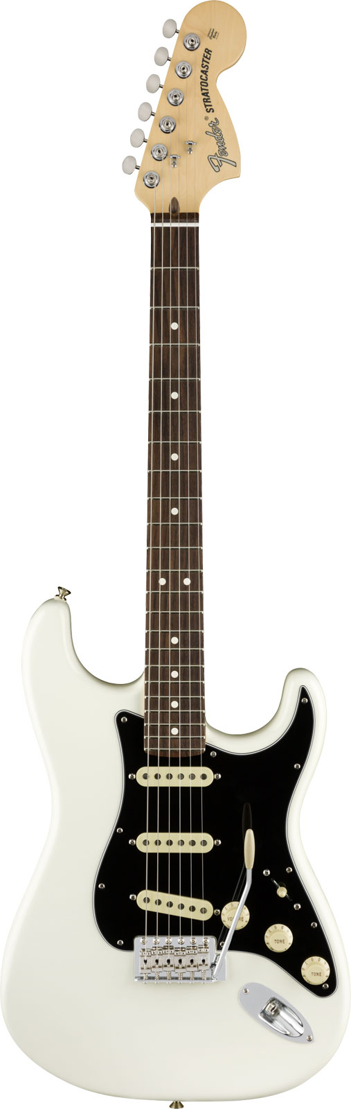 AMERICAN PERFORMER STRATOCASTER RW ARCTIC WHITE