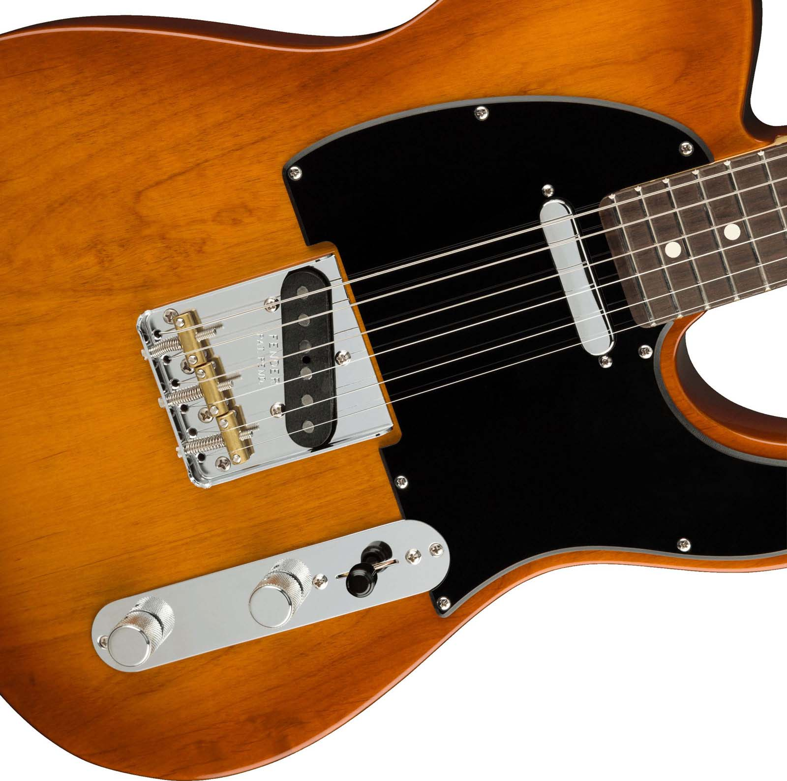 AMERICAN PERFORMER TELECASTER RW HONEY BURST