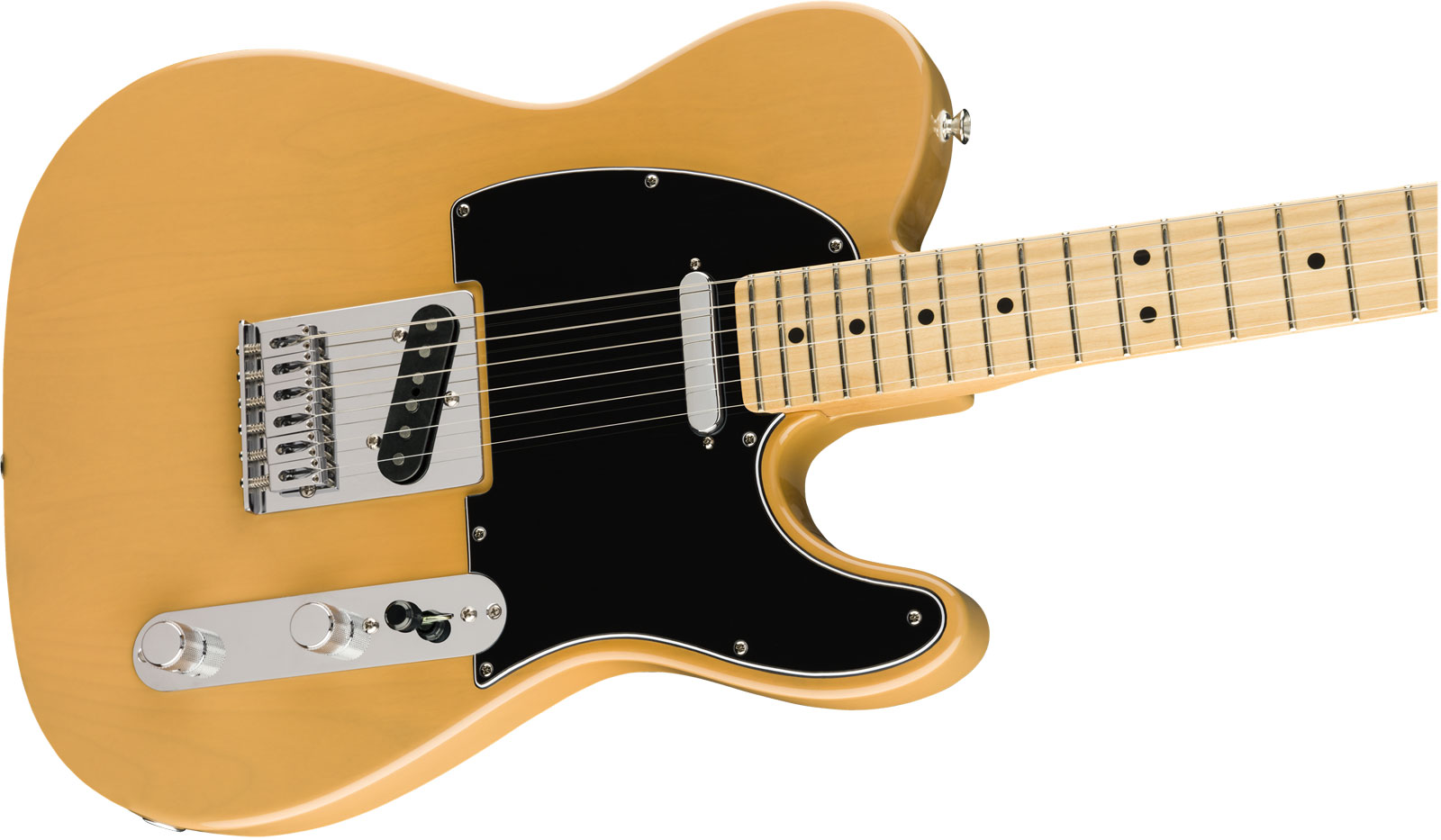 LIMITED EDITION PLAYER TELECASTER, MAPLE FINGERBOARD, BUTTERSCOTCH BLONDE