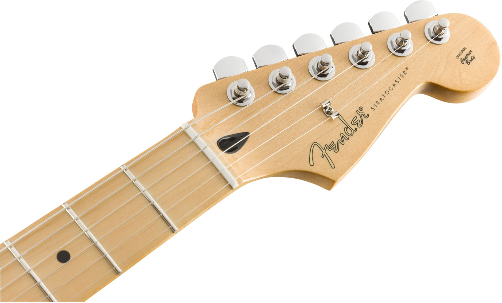 PLAYER STRATOCASTER HSS MN BLACK
