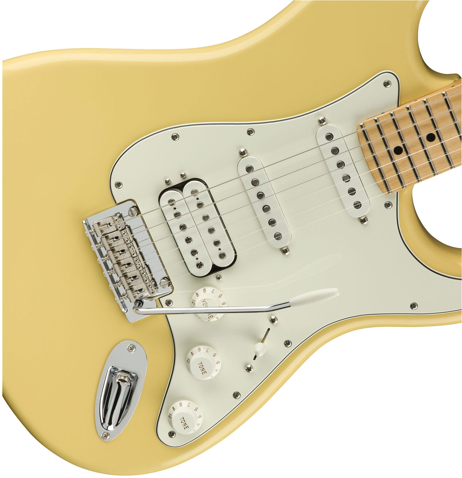 PLAYER STRATOCASTER HSS MN BUTTERCREAM