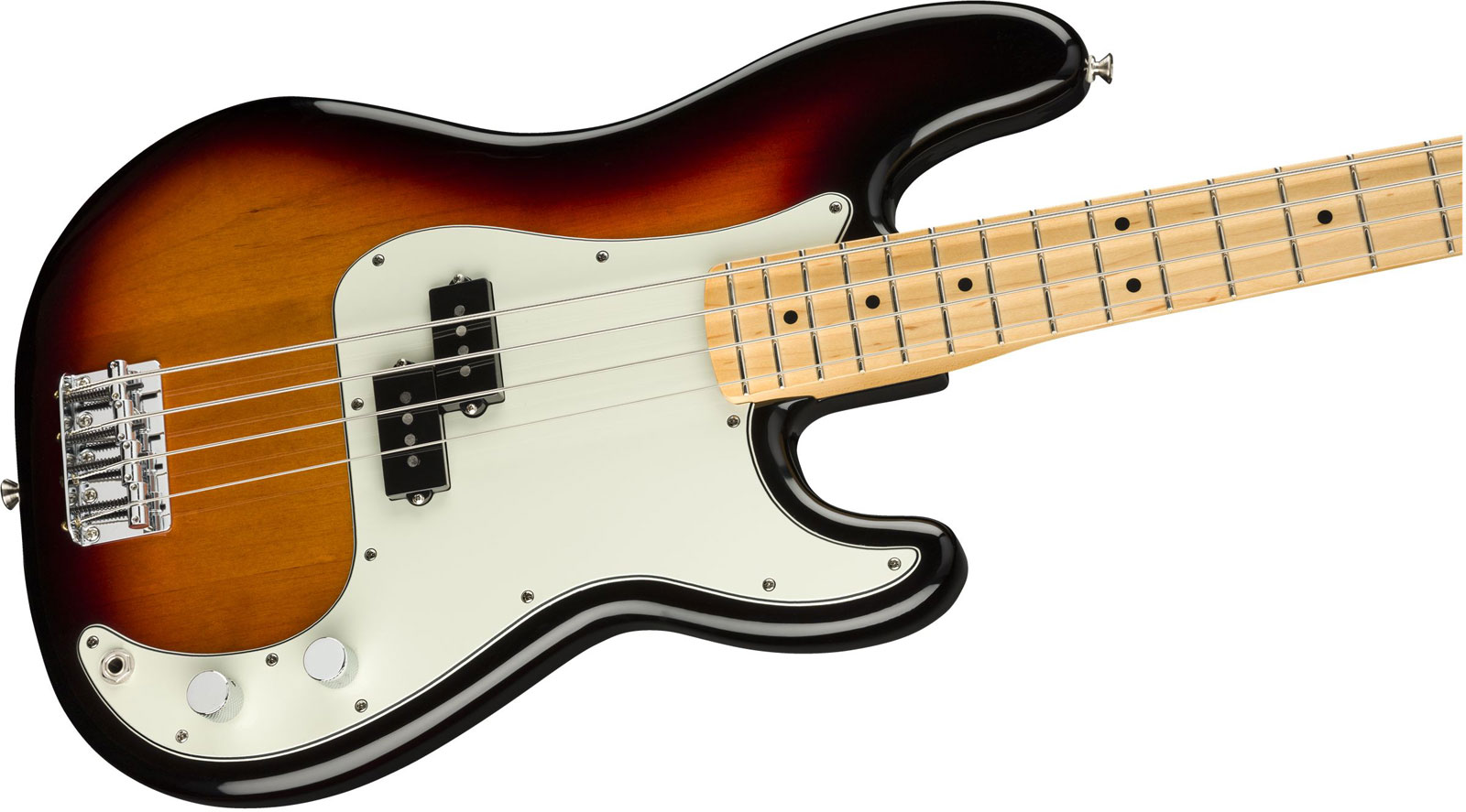 PLAYER PRECISION BASS MN 3-COLOR SUNBURST