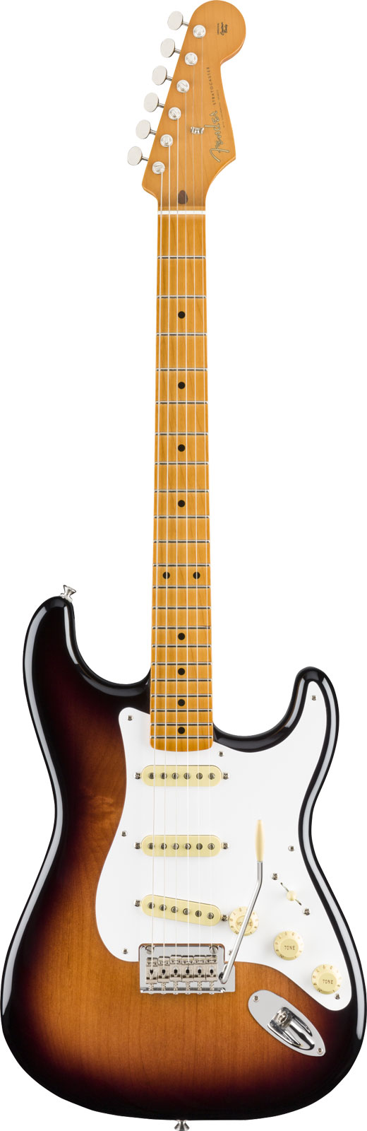 VINTERA '50S STRATOCASTER MODIFIED MN 2-COLOR SUNBURST
