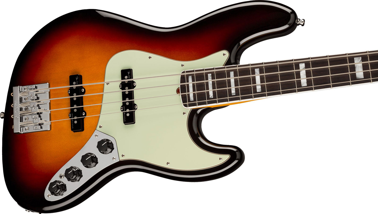 AMERICAN ULTRA JAZZ BASS RW ULTRABURST