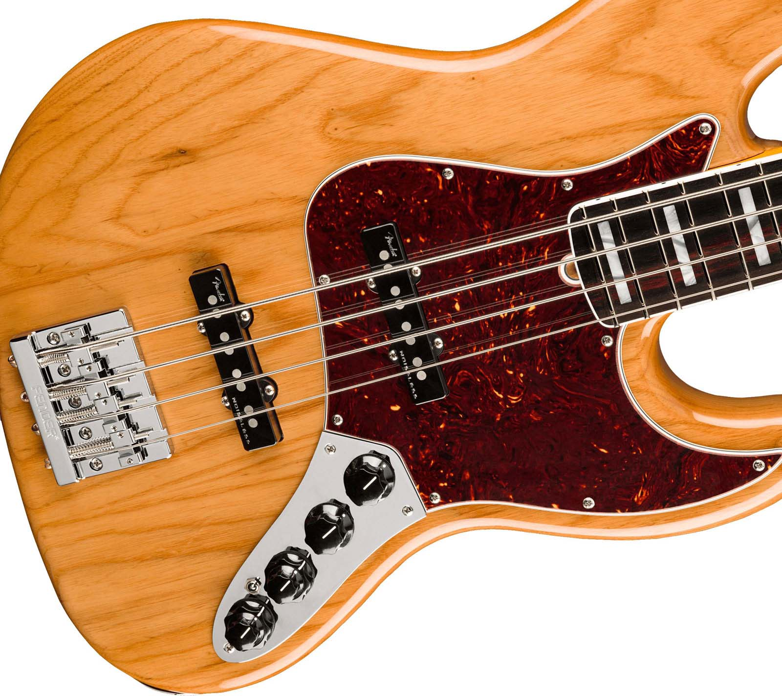 AMERICAN ULTRA JAZZ BASS RW AGED NATURAL