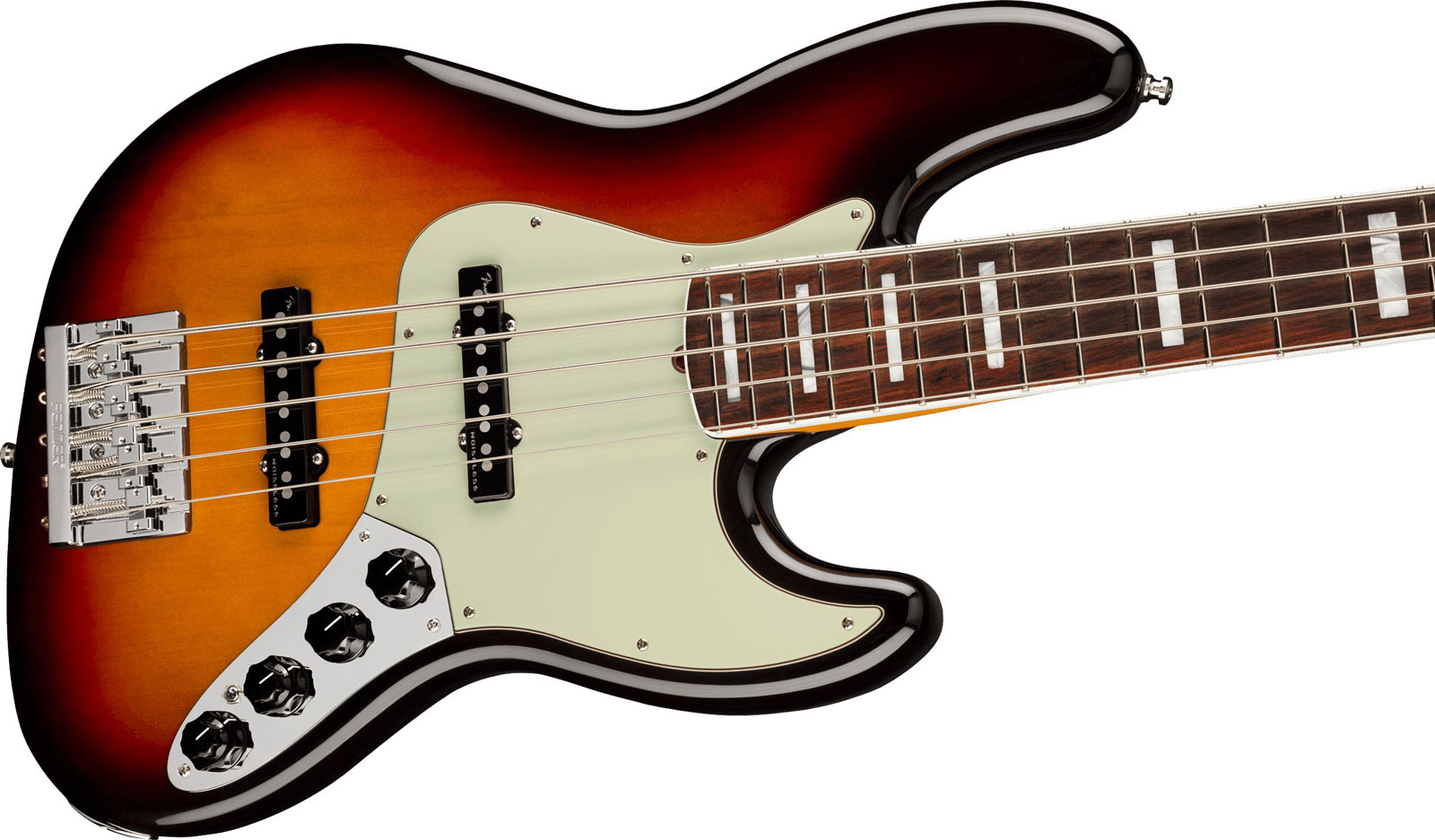 AMERICAN ULTRA JAZZ BASS V RW ULTRABURST