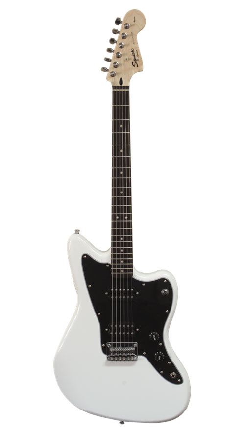 AFFINITY SERIES JAZZMASTER HH LRL ARCTIC WHITE