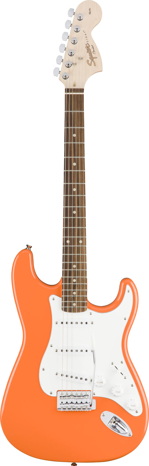 Squier By Fender Affinity Series Stratocaster Laurel Fingerboard Competition Orange