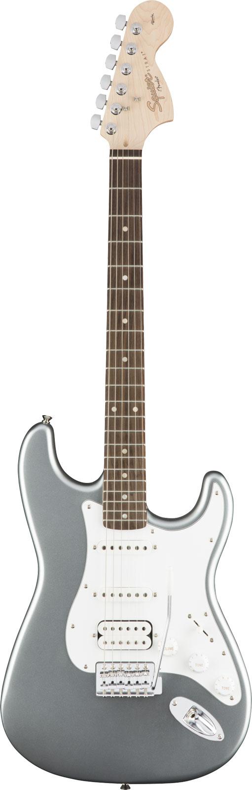 Squier By Fender Affinity Series Stratocaster Hss Laurel Fingerboard Slick Silver