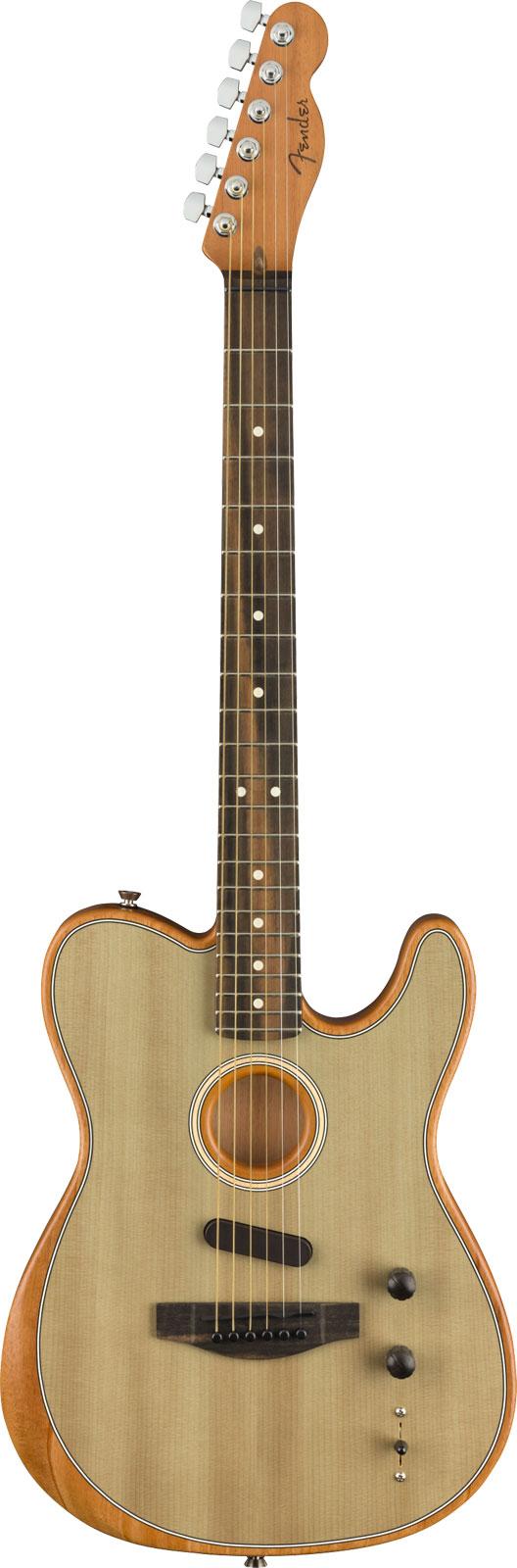 Fender Acoustasonic Telecaster Sonic Gray
