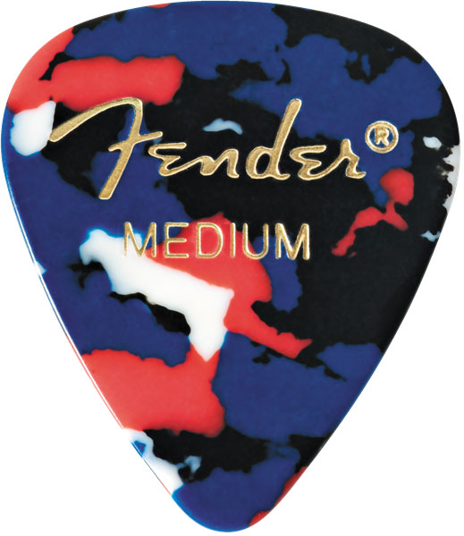 Fender Forme 351 Medium Confetti